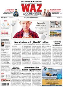 WAZ Westdeutsche Allgemeine Zeitung Oberhausen-Sterkrade - 01. Juni 2019
