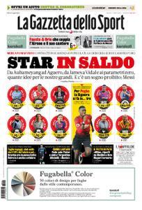 La Gazzetta dello Sport Sicilia – 06 aprile 2020