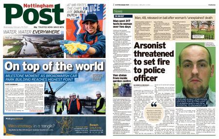 Nottingham Post – February 19, 2020