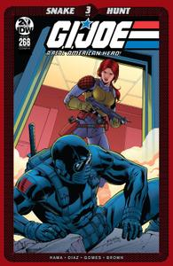 G I Joe-A Real American Hero 268 2019 Digital