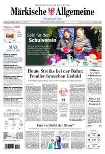 Märkische Allgemeine Fläming Echo - 10. Dezember 2018