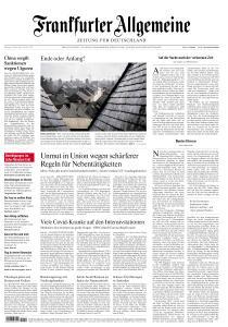Frankfurter Allgemeine Zeitung - 23 März 2021