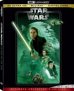 Star Wars: Episode VI - Return of the Jedi (1983) [4K, Ultra HD]