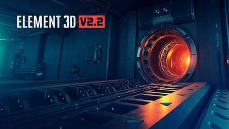 Video Copilot Element 3D 2.2.2 Build 2168