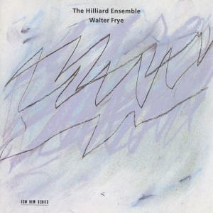 The Hilliard Ensemble - Walter Frye: Choral Works (1994)