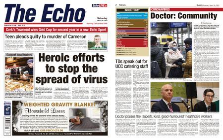 Evening Echo – March 14, 2020