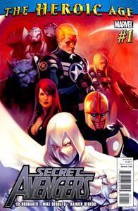 Secret Avengers 01 2010