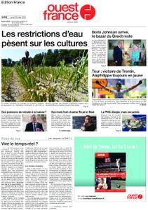 Ouest-France Édition France – 25 juillet 2019
