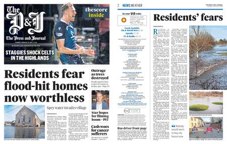 The Press and Journal North East – February 22, 2021