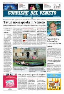Corriere del Veneto Vicenza e Bassano – 25 luglio 2019