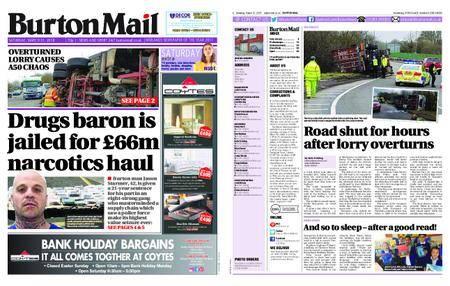 Burton Mail – March 31, 2018