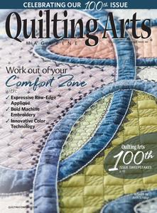 Quilting Arts - August/September 2019