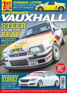 Performance Vauxhall - August 2019
