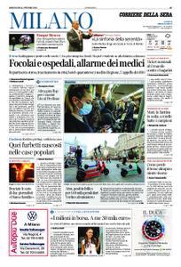Corriere della Sera Milano – 14 ottobre 2020