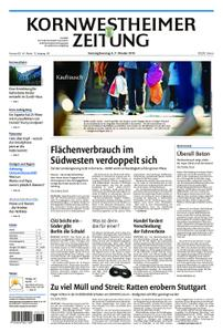 Kornwestheimer Zeitung - 06. Oktober 2018