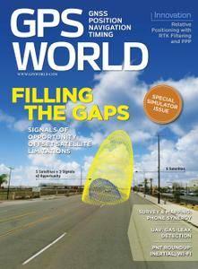 GPS World - March 2016