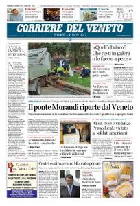 Corriere del Veneto Padova e Rovigo – 10 marzo 2019