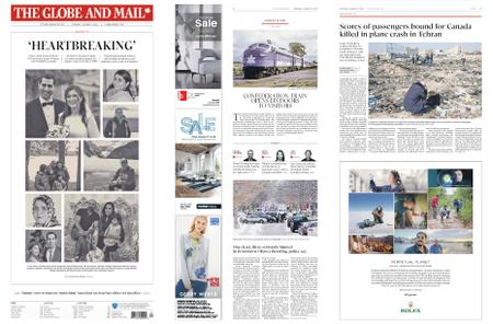 The Globe and Mail – January 09, 2020