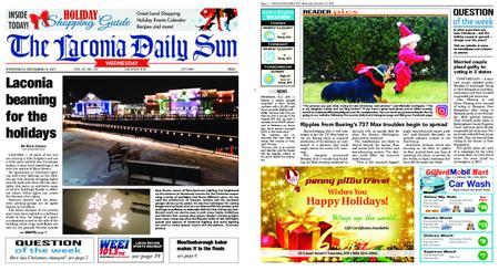 The Laconia Daily Sun – December 18, 2019