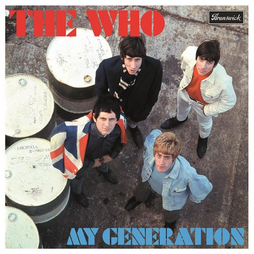 The Who - My Generation (1965/2014) MONO [Official Digital Download 24bit/96kHz] RE-UP
