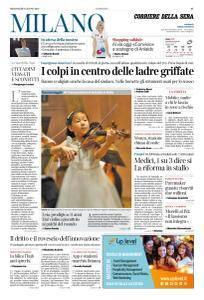 Corriere della Sera Milano - 6 Giugno 2018