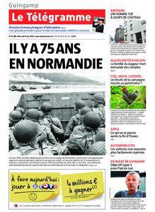 Le Télégramme Guingamp – 05 juin 2019