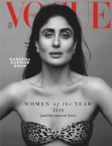 Vogue India - November 2018