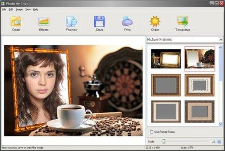 AMS Software Photo Art Studio 3.21