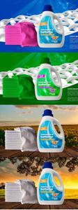 CreativeMarket - Detergent Bottle Mockup - 3749010
