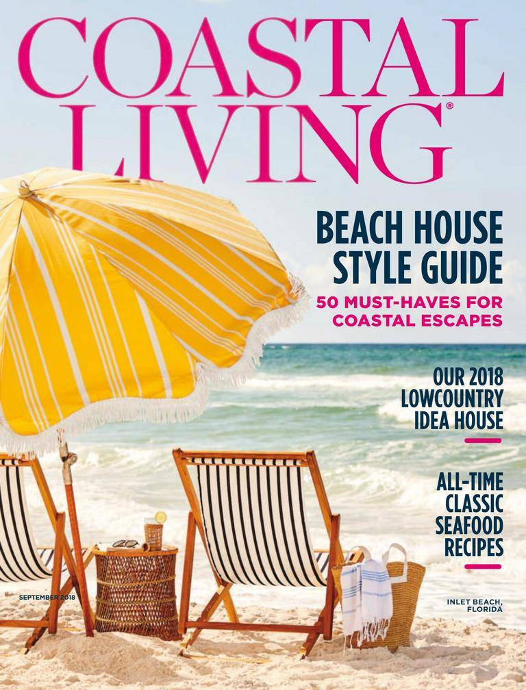 Coastal Living - September 2018