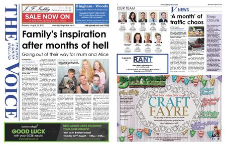 The Spalding & South Holland Voice – August 21, 2019