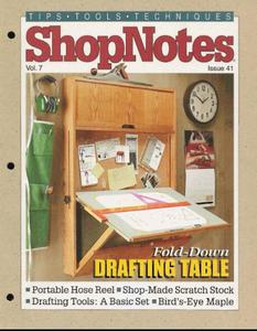 ShopNotes Issues 41-50