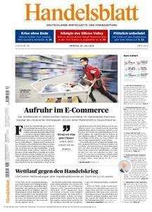 Handelsblatt - 23. Juli 2018