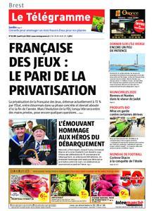 Le Télégramme Brest – 06 juin 2019