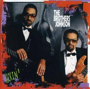 The Brothers Johnson - Kickin' (1988) {A&M}