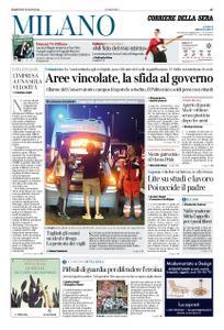 Corriere della Sera Milano – 02 luglio 2019