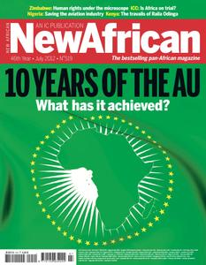 New African - July 2012