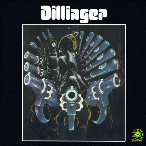 Dillinger - Dillinger (1974) [Reissue 1998]