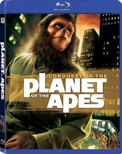 Conquest of the Planet of the Apes / Покорение планеты обезьян (1972)