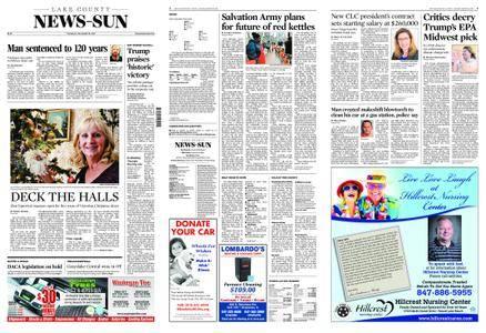 Lake County News-Sun – December 21, 2017