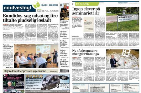 Nordvestnyt Holbæk Odsherred – 22. august 2019