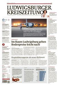 Ludwigsburger Kreiszeitung LKZ - 27 August 2021