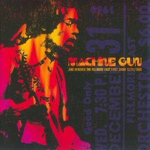 Jimi Hendrix - Machine Gun: The Filmore East First Show 12-31-1969 (2016) PS3 ISO + Hi-Res FLAC