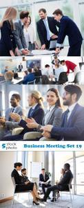 Photos - Business Meeting Set 19