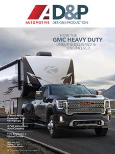 Automotive Design and Production - November 2019