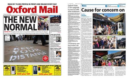 Oxford Mail – June 16, 2020
