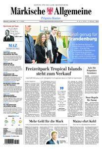 Märkische Allgemeine Prignitz Kurier - 04. April 2018