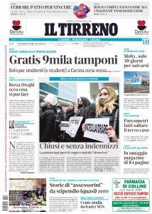 Il Tirreno Livorno - 27 Febbraio 2021
