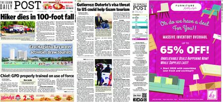 The Guam Daily Post – January 05, 2020