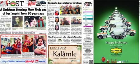 The Guam Daily Post – December 25, 2019